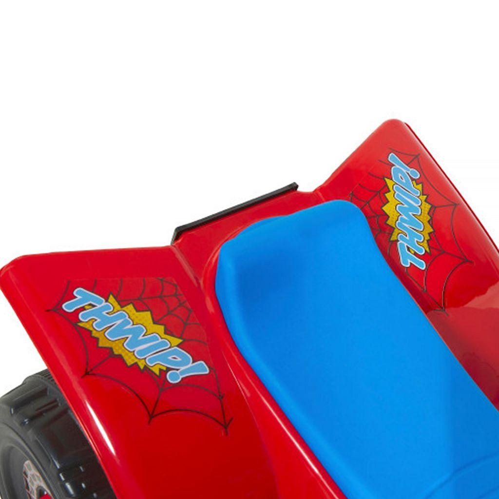 Spider-Man 6V Little Quad Ride-On