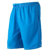 Big & Tall Champion Microfiber Swim Trunks
