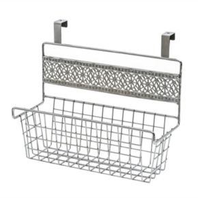 Splash Home Kimmel Over The Cabinet Basket