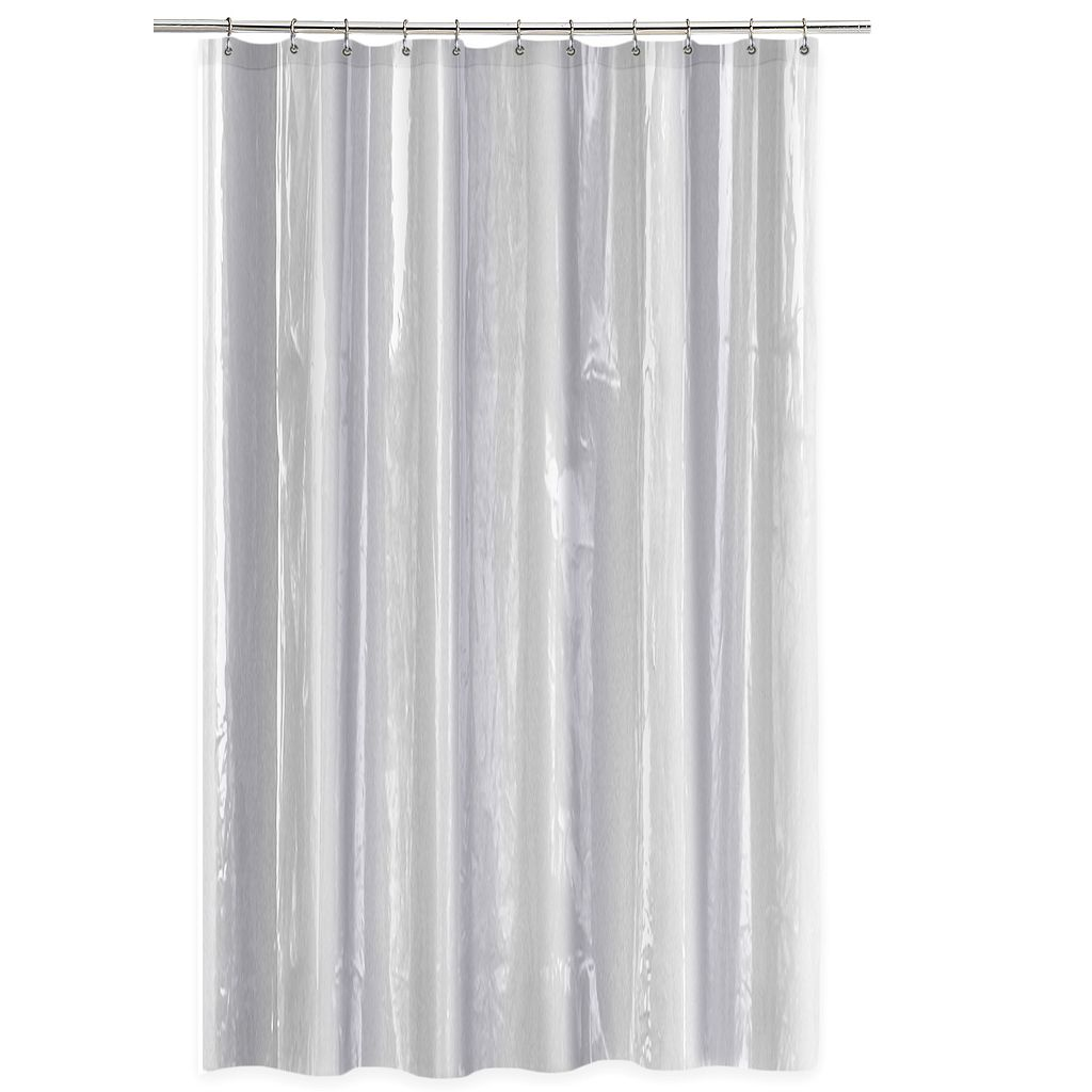Splash Home Anti-Mildew Shower Curtain Liner