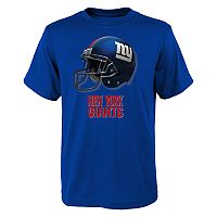 Boys 8-20 New York Giants Rusher Tee