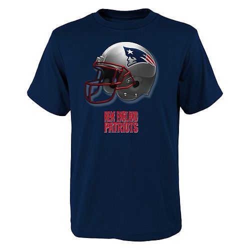 Boys 8-20 New England Patriots Rusher Tee