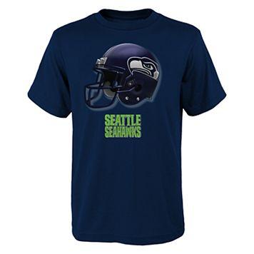 Boys 8-20 Seattle Seahawks Rusher Tee
