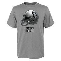 Boys 8-20 Oakland Raiders Rusher Tee