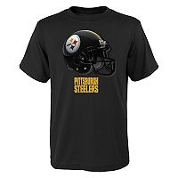 Boys 8-20 Pittsburgh Steelers Rusher Tee