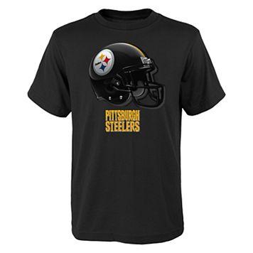 Boys 8-20 Pittsburgh Steelers Rusher Tee