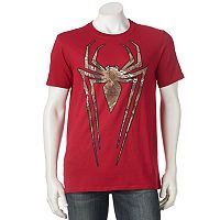 Men's Marvel Spider-Man Realtree Camo Icon Tee