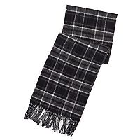 Men's Chaps Reversible Plaid Scarf