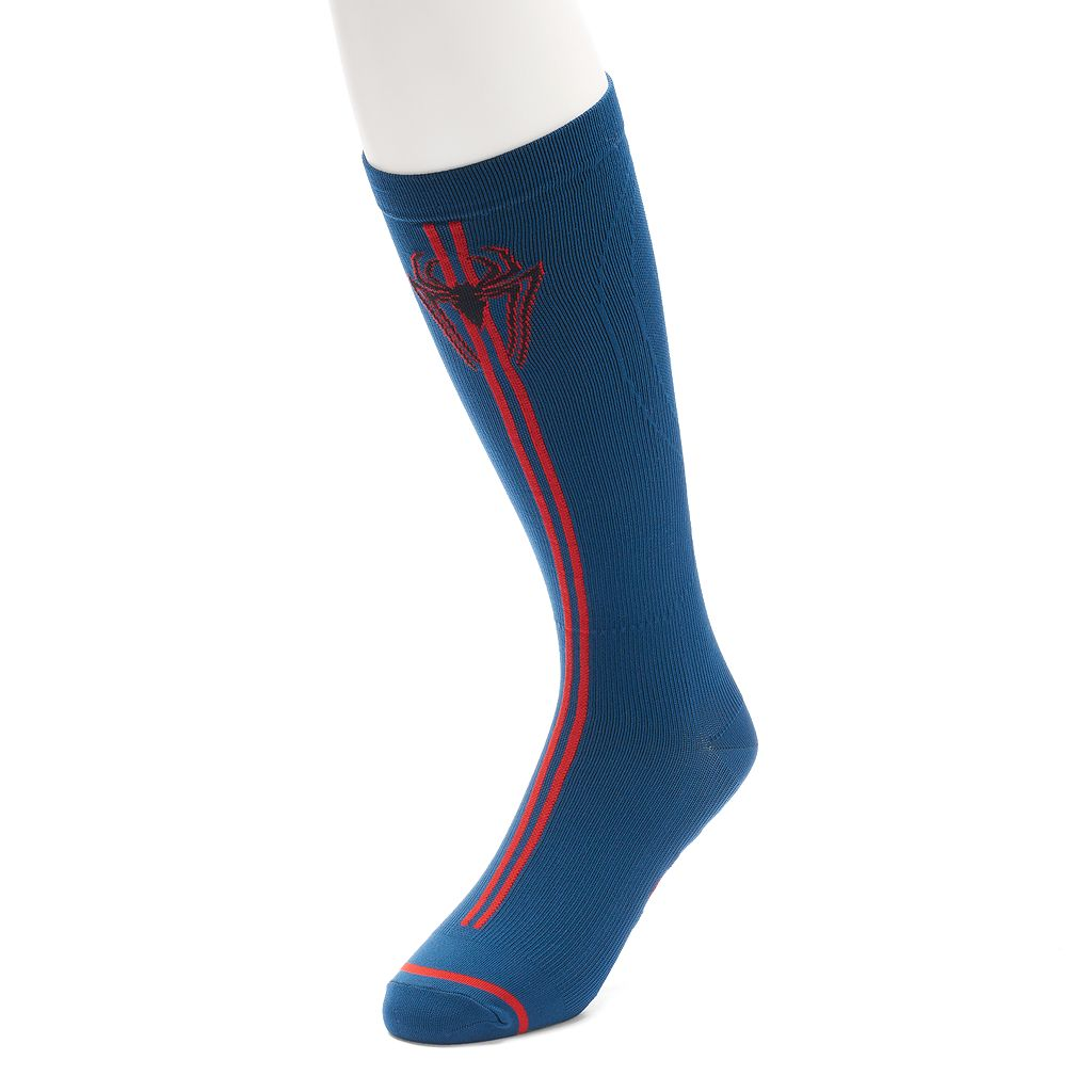Men's Marvel Superhero Compression Socks