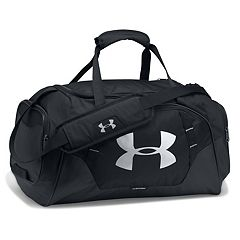 0d54089edd Under Armour Undeniable 3.0 Large Duffel Bag. Graphite Black Black Graphite