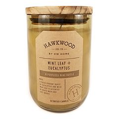 Hawkwood Mint Leaf & Eucalyptus 13.48-oz. Candle Jar