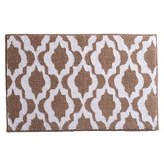 Town and Country Luxury Cotton Reversible Bath Rug