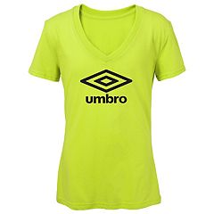 Women's Umbro Logo Graphic Tee