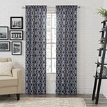 Pairs To Go 2-pack Arlene Window Curtains
