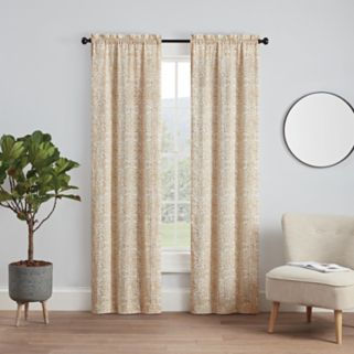 Pairs To Go 2-pack Brockwell Window Curtain
