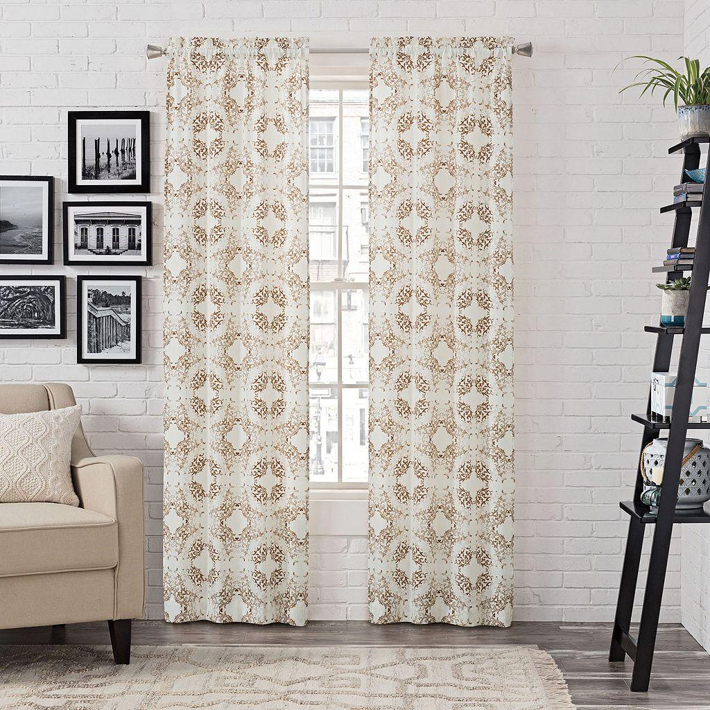 Pairs To Go Aldrich Window Curtain Set