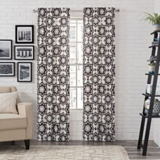 Pairs To Go 2-pack Udall Window Curtain