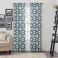 Pairs To Go 2-pack Udall Curtain