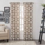 Pairs To Go 2-pack Udall Window Curtains