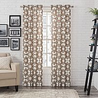 Pairs To Go Udall Window Curtain Set