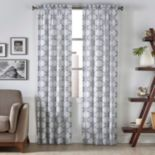 Pairs To Go 2-pack Kesey Window Curtain
