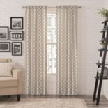 Pairs To Go 2-pack Zaya Window Curtains