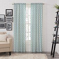 Pairs To Go 2-pack Zaya Window Curtains
