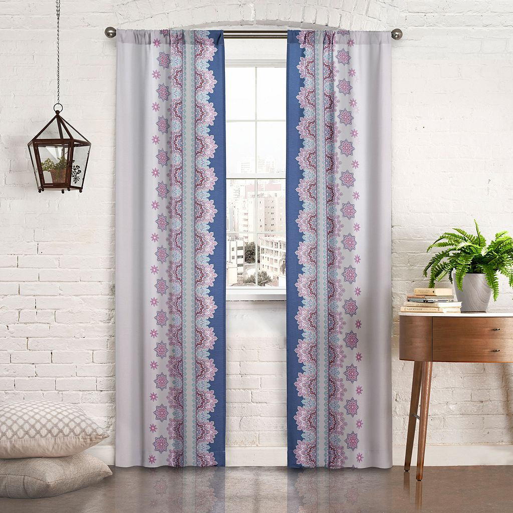 Pairs To Go Mantra Window Curtain Set