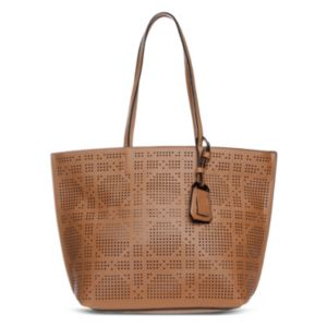 La Diva Riley Perforated Shoulder Bag!