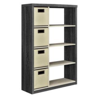 Altra Winlen 4-Bin Bookcase