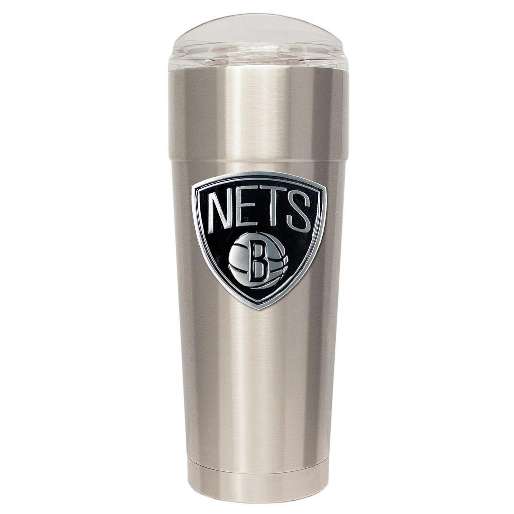 Brooklyn Nets Eagle 30-Ounce Tumbler