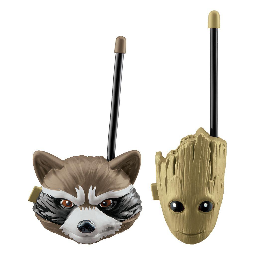 Guardians of the Galaxy Vol. 2 Rocket & Groot Walkie Talkies by Kid Designs