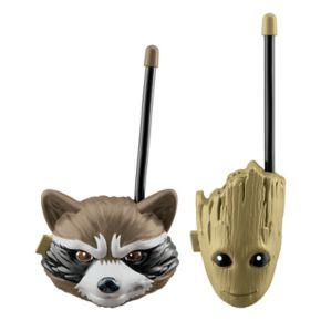 Marvel Guardians Of The Galaxy Mid-Range Walkie Talkie Set by Kid Designs