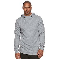Big & Tall FILA SPORT® Athletic-Fit Space-Dye Fleece 2.0 Fleece Hoodie