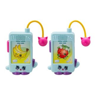 Shopkins Short-Range Walkie Talkies