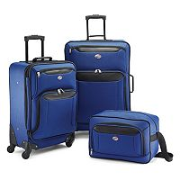 American Tourister Brookfield 3 pc Spinner Luggage Set