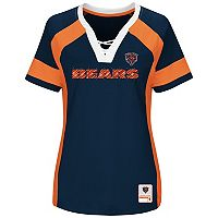 Plus Size Majestic Chicago Bears Draft Me Tee