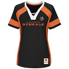 Plus Size Majestic Cincinnati Bengals Draft Me Tee