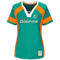 Plus Size Majestic Miami Dolphins Draft Me Tee