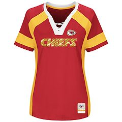 Plus Size Majestic Kansas City Chiefs Draft Me Tee