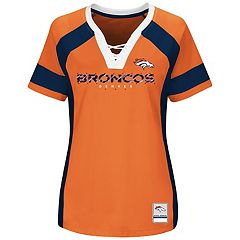 Plus Size Majestic Denver Broncos Draft Me Tee