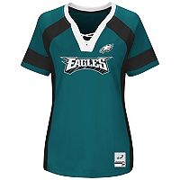 Plus Size Majestic Philadelphia Eagles Draft Me Tee