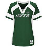 Plus Size Majestic New York Jets Draft Me Tee