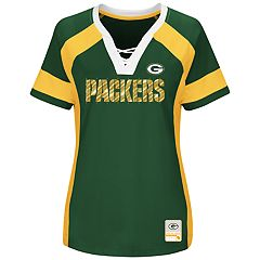 Plus Size Majestic Green Bay Packers Draft Me Tee