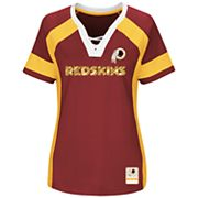 Plus Size Majestic Washington Redskins Draft Me Tee