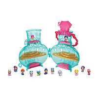 Fisher-Price Shimmer & Shine Teenie Geenies Deluxe Genie Carrying Case