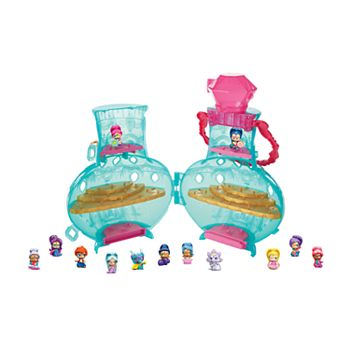 Fisher-Price Shimmer & Shine Teenie Genie Carrying Case