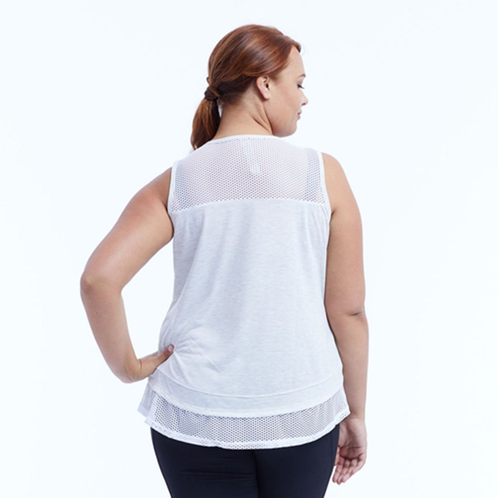 Plus Size Marika Curves Dash Tank