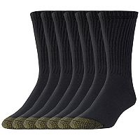Men's GOLDTOE 6-pack + 1 Bonus Cushioned Crew Socks