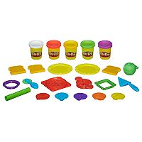 Play-Doh Lunchtime Creations Building Set